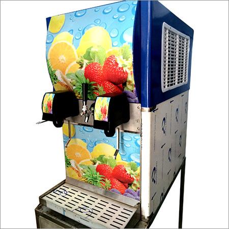 2 Valve Soda Machine