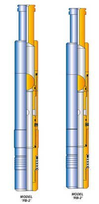 MODEL 'FB-2' & 'RB-2' EQUALIZING CHECK VALVE