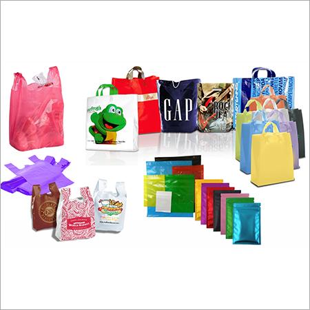 Printed Plastic Bags Manufacturer