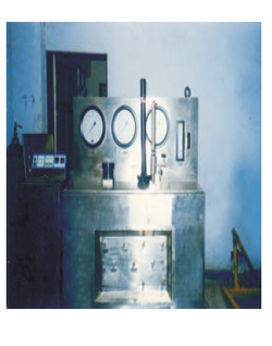 CONSTRUCTIONAL FEATURES OF GLV TEST BENCH