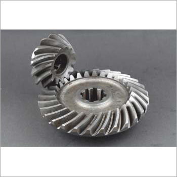 Rotavator Gears