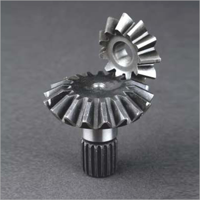Straight Bevel Differential Gears