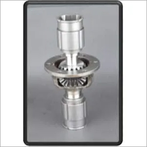 Differential Gear Box Assemblies for 3 Wheelers