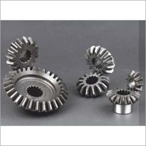 Differential Straight Bevel Gears for Tractors