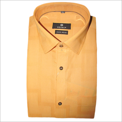 Yellow Formal Shirts
