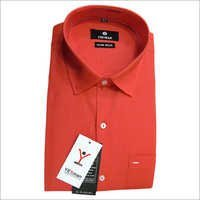 Red Formal Shirts