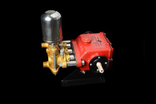 Water Spray Piston Pumps