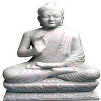 Buddha Marble Moorti