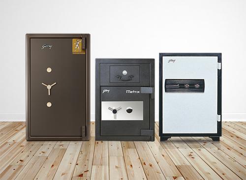 Godrej Designer Safety Lockers