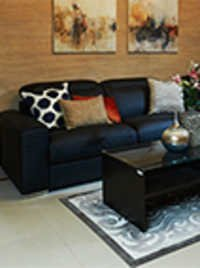 Acoustica sofa set