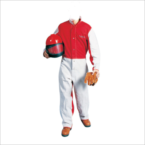 Leather Sand Blasting Suits