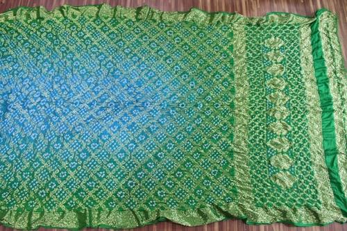 Latest Bandhani Silk Sarees