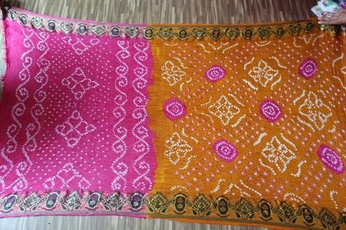 Traditional Bandhani Sarees