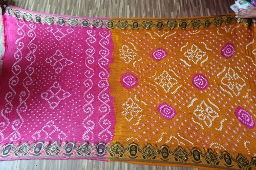 Traditional Bandhani Sarees