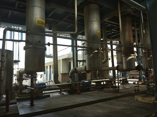 Industrial Evaporation Plants