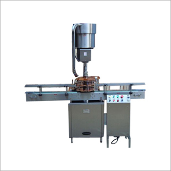Automatic Screw Type Capping Machine
