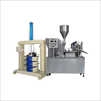 Automatic Silicone Filling Machine