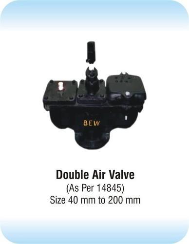 Double Air Valve