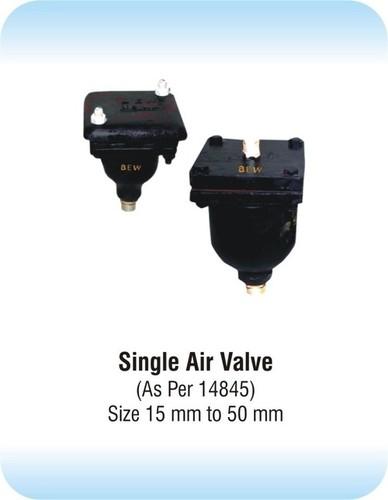 Single Air Valve