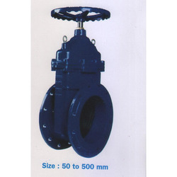 Resilient Soft Sated Gate Valve