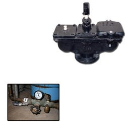Air Valve for Water Pipes