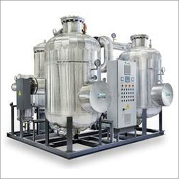 Air Dryers Pressure Vessel