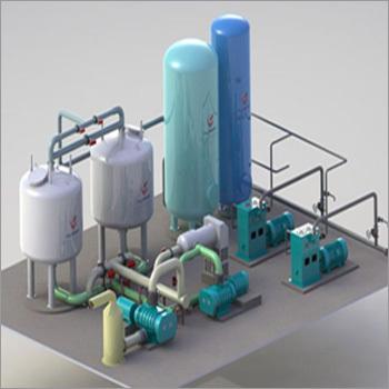 VPSA Oxygen Gas Plant