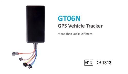 ADVANCED GPS TRACKER