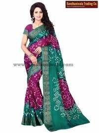 Latest Bandhani Sarees Catalog