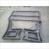 Precast Garden Bench Mold