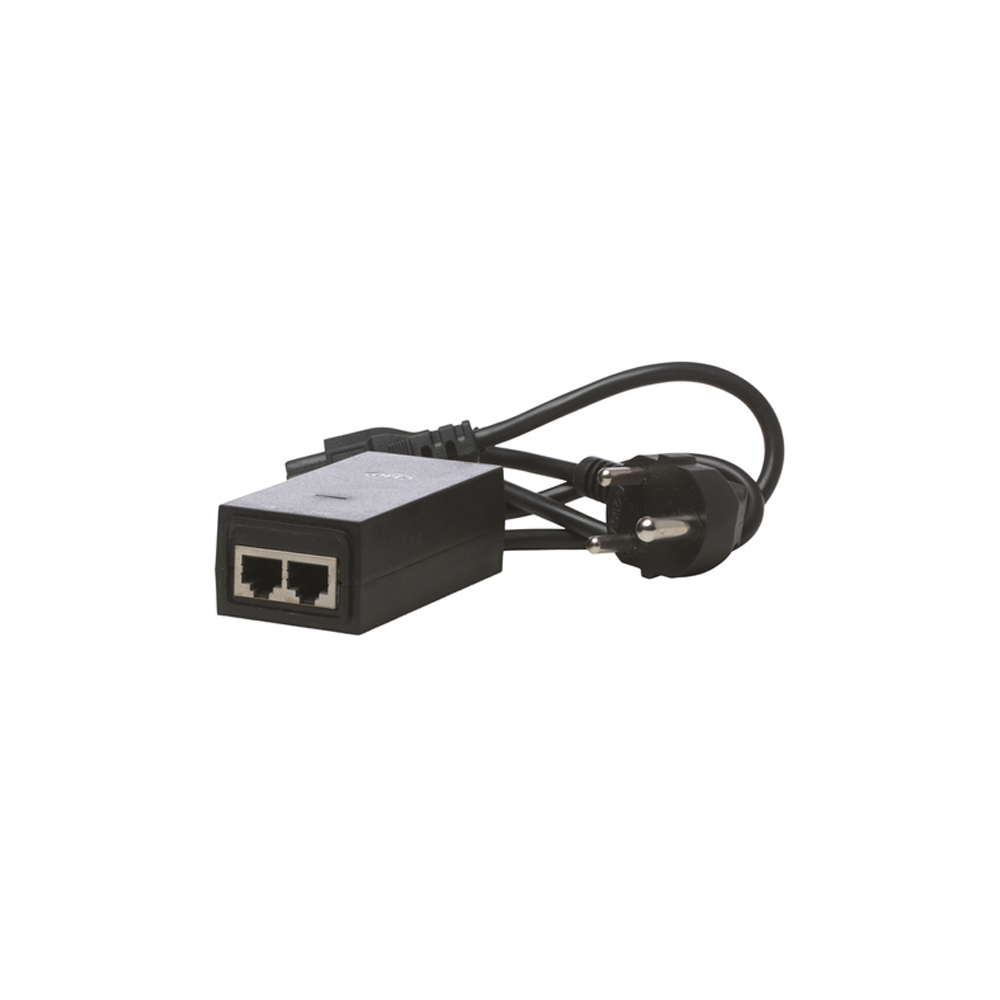 PoE Adapter, 48V 0.32A, 10/100Mbps PoE Injector/ PoE Switch