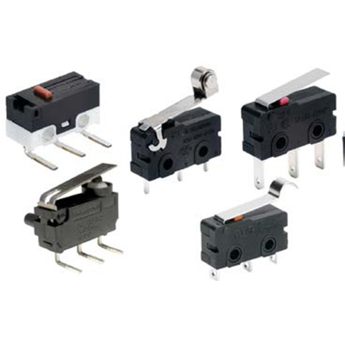Z Series-Snap Action Switches
