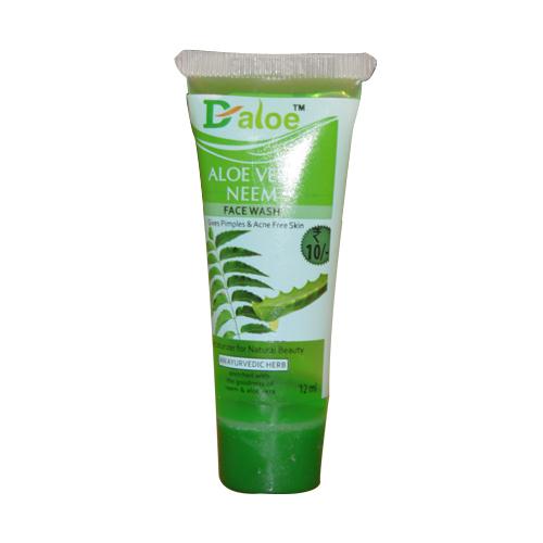 Daloe Aloevera Facewash