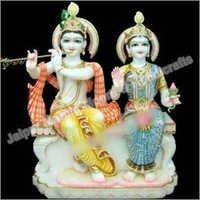 Statue of Radha Krishna