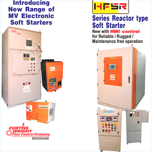 Industrial Soft Starters