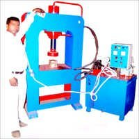 Tiles press Machine