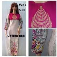 Cotton Flex Kurti