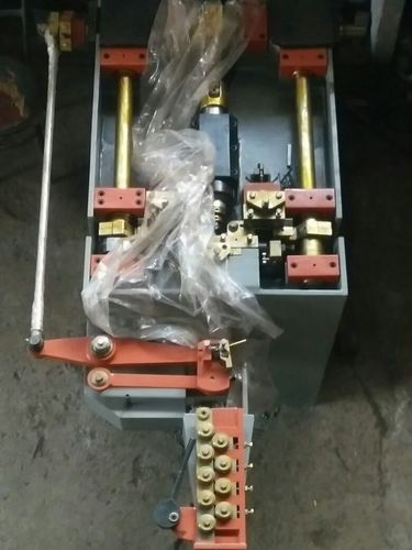 High Speed Wire Nail Machine (Steel  Body)