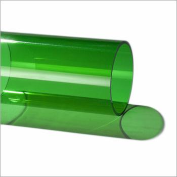 Clear Cast Acrylic Tube