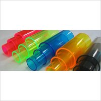 Colored Acrylic Tube