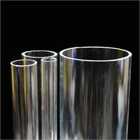 Crystal Clear Acrylic Pipe