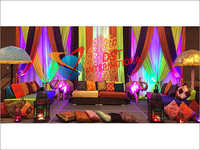 Mehandi Stage Decoration