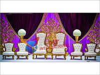 Wedding Chairs Set