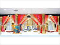 Spacious Open Mandap