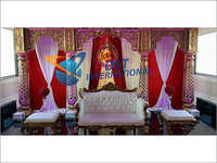 Exclusive Wedding Stage