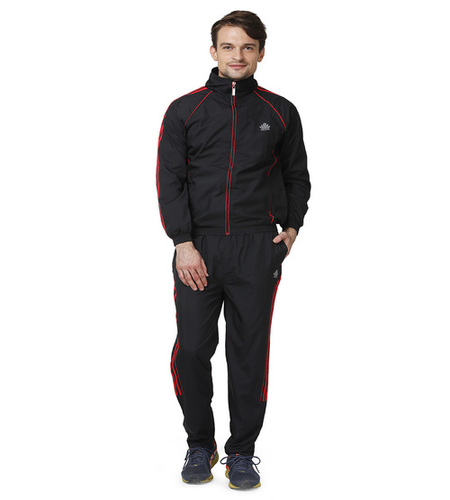 Men's nevy & red tracksuit