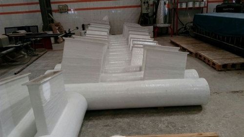 FRP Duct Pipes