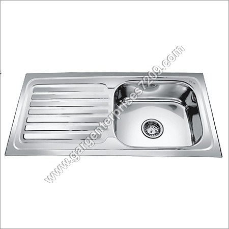 Drain Board Kitchen Sink
