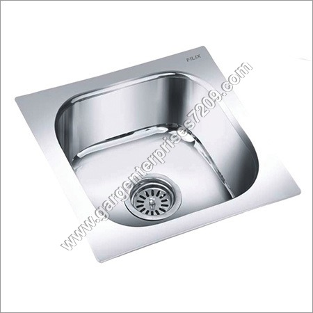 AISI-304 Grade Single Bowl Sink