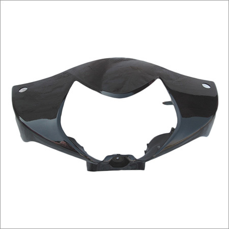 Scooter Aviator Headlight Visor
